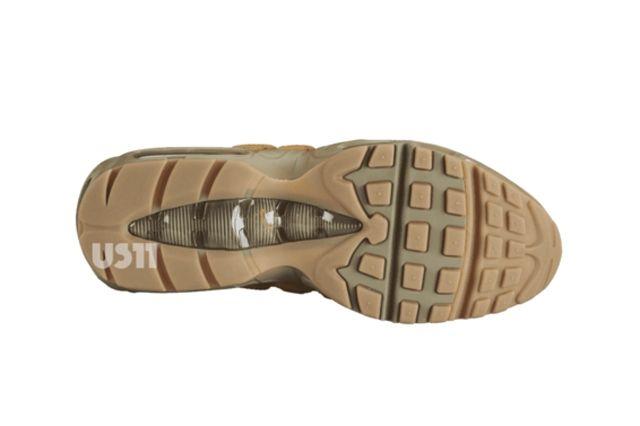 Nike Air Max 95 Wheat 2