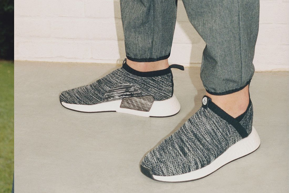 United Arrows Sons X Adidas Nmd 6