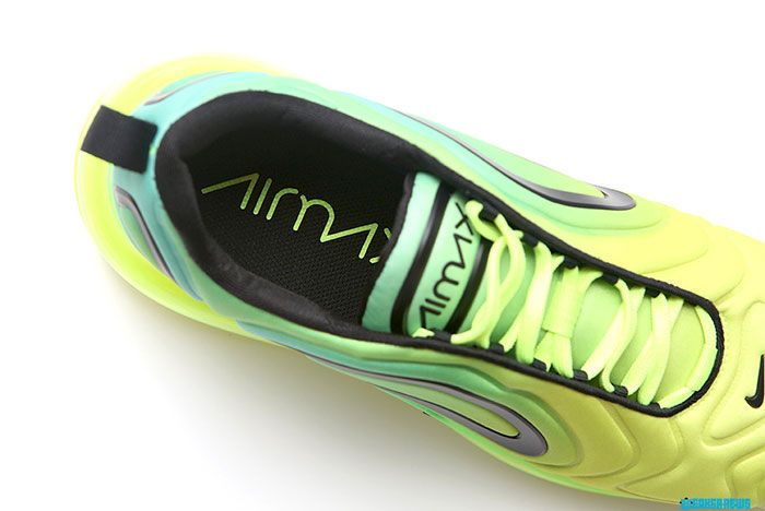 Nike Air Max 720 Volt Top