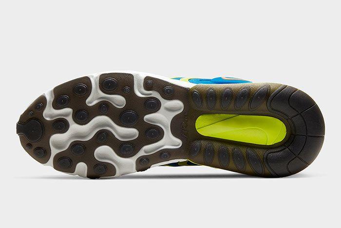 Nike Air Max 270 React Eng Cd0113 401 Sole