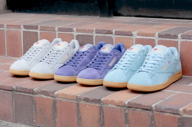 Reebok Npc Uk Woven Label Collection 3