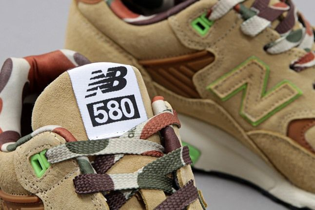 Fingercroxx X New Balance Mt580 Fxx Camo Tongue 1