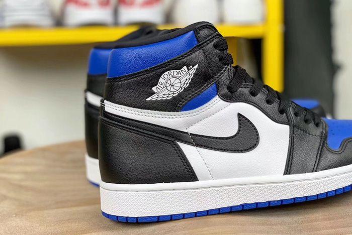 Air Jordan 1 High Og Game Royal 555088 041 Release Date 3 Leaked 6