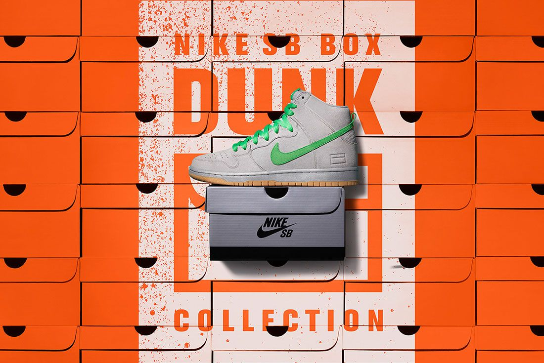 Nike Dunk High Sb 9