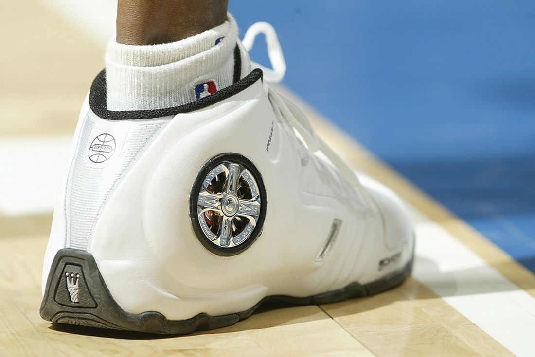 Material Matters Basketball Dada Spinners 2