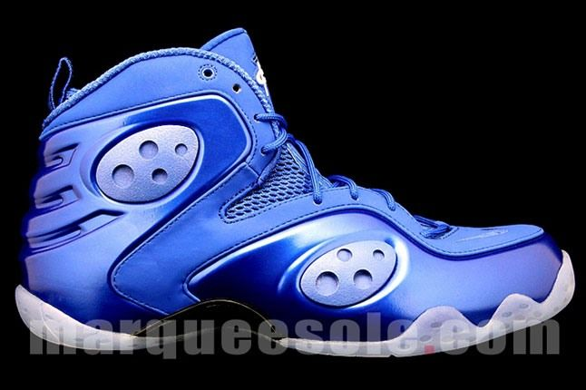Nike Zoom Rookie Memphis Blue 5 1