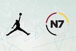 N7 Jordans Thumb