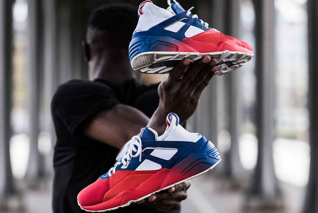 Paris Patriot Pack Sneakerness X Puma Colab Interview 10