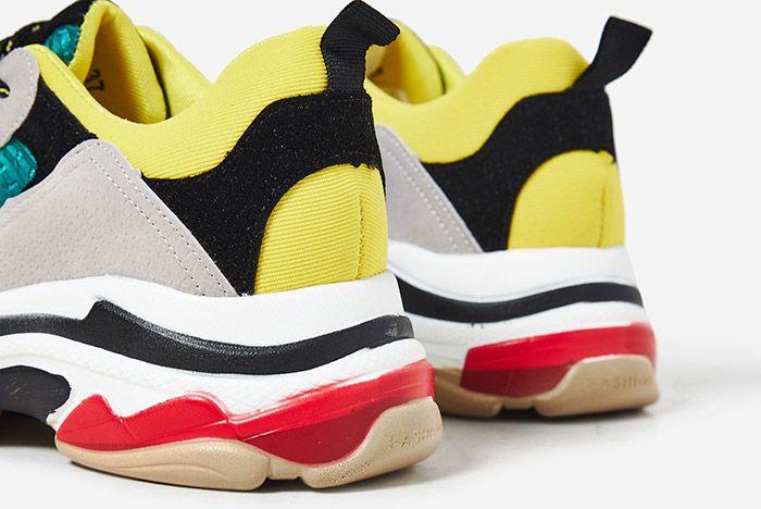 3 Ego Elijah Triple S Sneaker Freaker