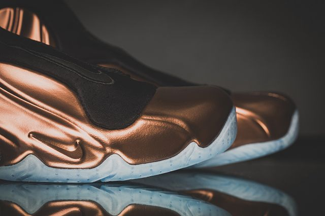 Nike Air Flightposite Prm Copper