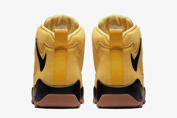 Nike Air Darwin Wheat Aj9710 700 2 Sneaker Freaker