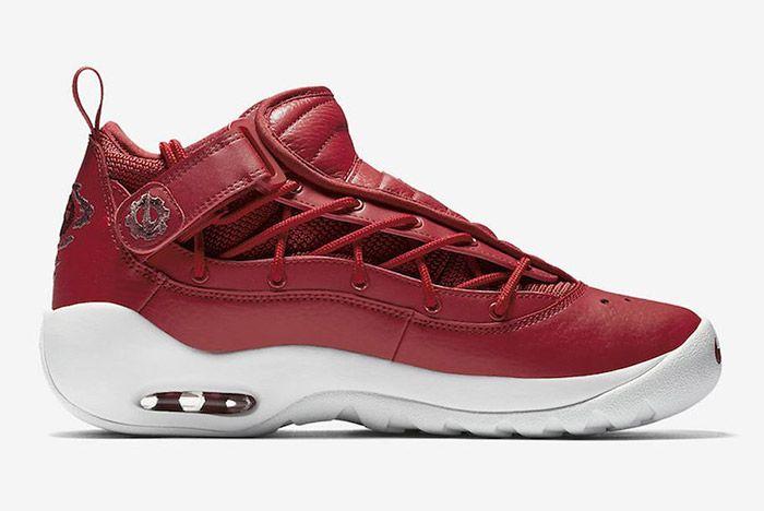 Nike Air Shake Ndestrukt Dark Red 4