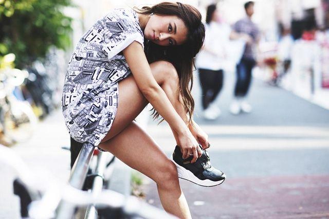 Sophia Chang X Puma Brooklynite Lookbook 12