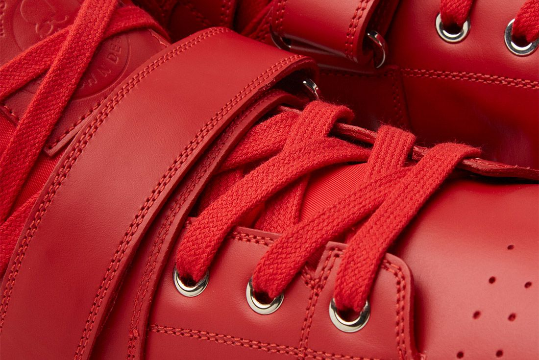 Search Ndesign X Mastermind Ghost Sox Sneaker Freaker Red 2