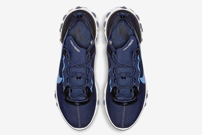Nike React Element 55 Carolina Blue 4