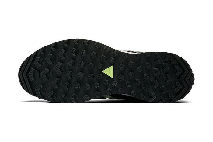 Nike Acg Zoom Terra Zaherra Barely Volt Cq0076 001 Release Date Outsole