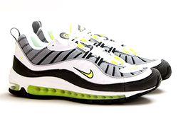 Nike Air Max 98 Black Volt Thumb