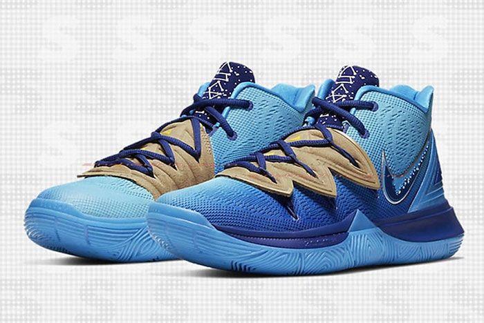 Concepts X Nike Kyrie 5 Leak Three Quarter Shot