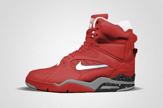 Nike Air Command Force 2014 Retro 4