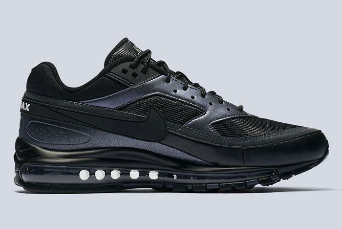 Nike Air Max 97 Bw Black 1