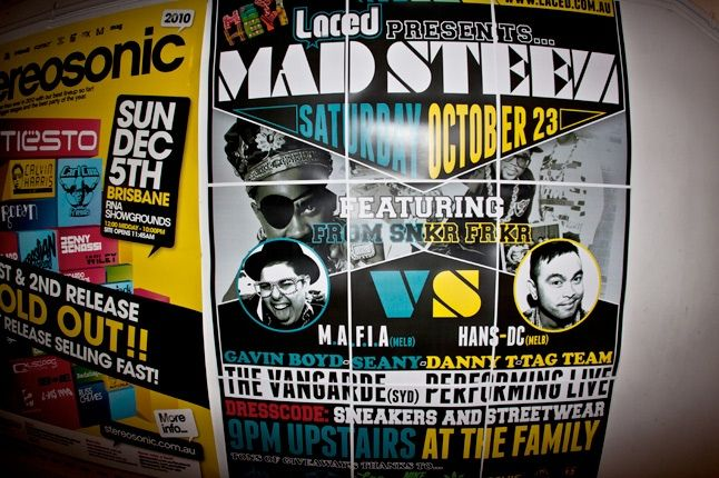 Mad Steez Flyer 1