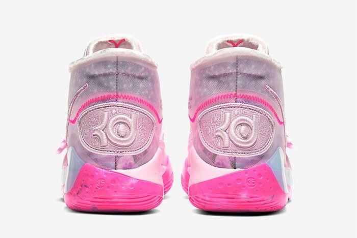 Nike Kd 12 Aunt Pearl Heel