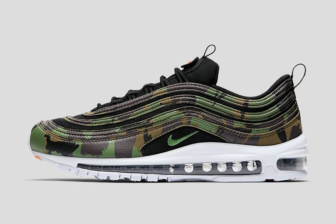 Nike Air Max 97 Country Camo Sneaker Freaker 3