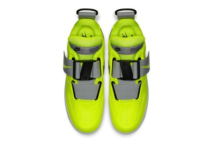 Nike Air Force 1 Low Utility Volt 3