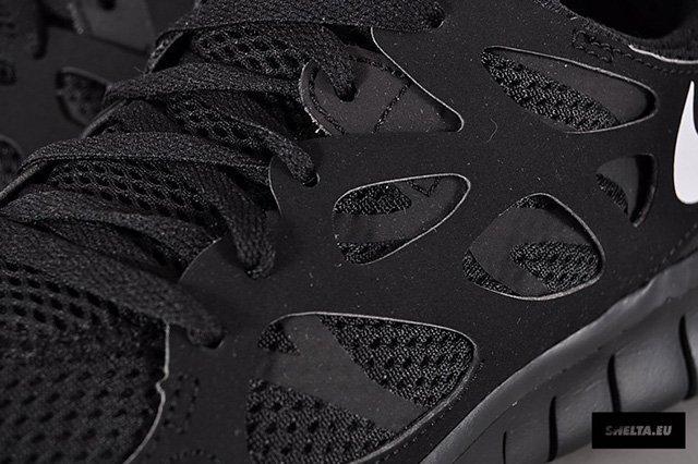 Nike Free Run 2 Blackout 4