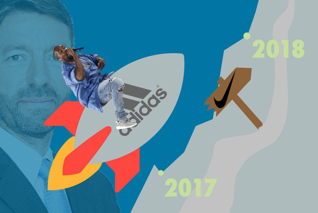 Adidas Value Skyrockets 1
