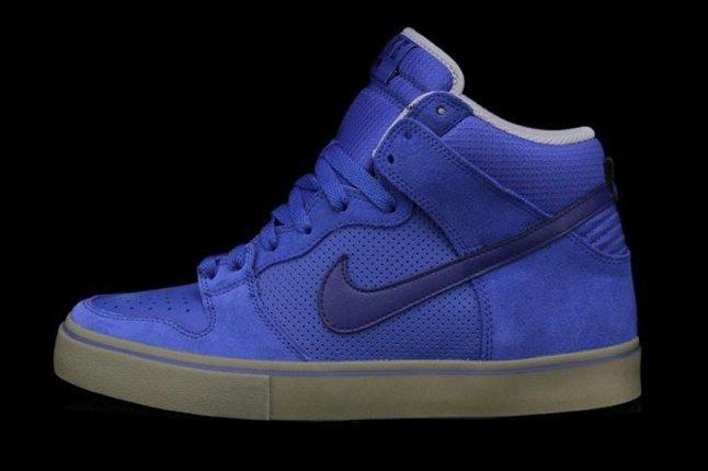 Nike Dunk High Lr Game Royal Profile 1
