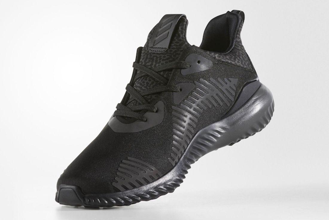 Adidas Alpha Bounce Xeno Triple Black2