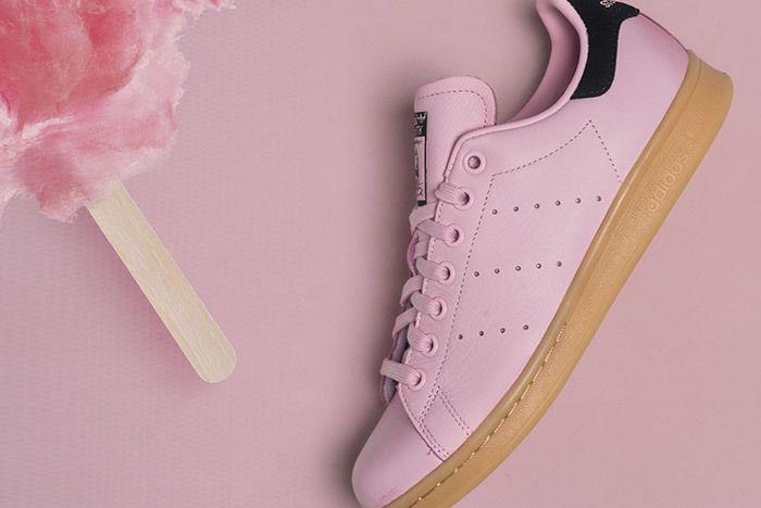 Adidas Stan Smith Pink 1