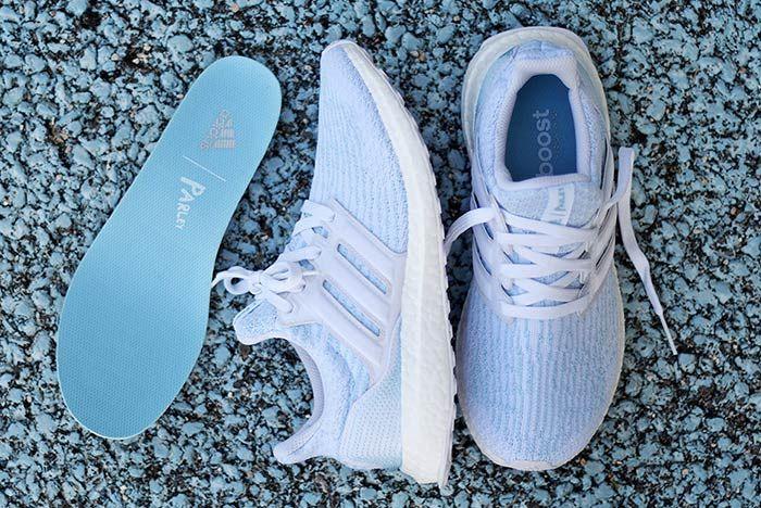 Parley X Adidas Ultraboost 7