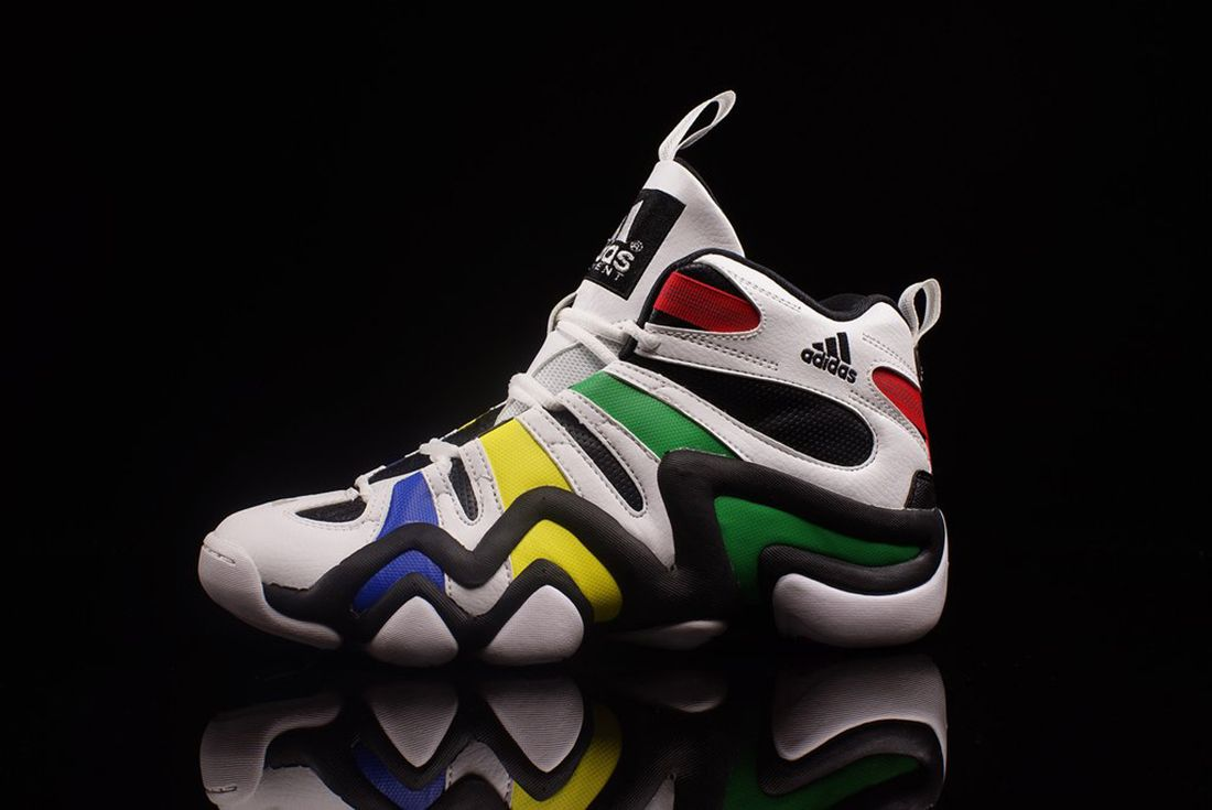 Adidas Crazy 8 Olympic Rings6