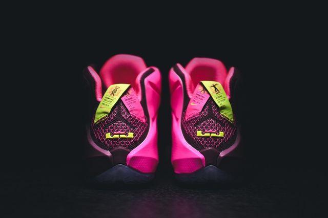 Nike Lbj12 Double Helix Bumper 5