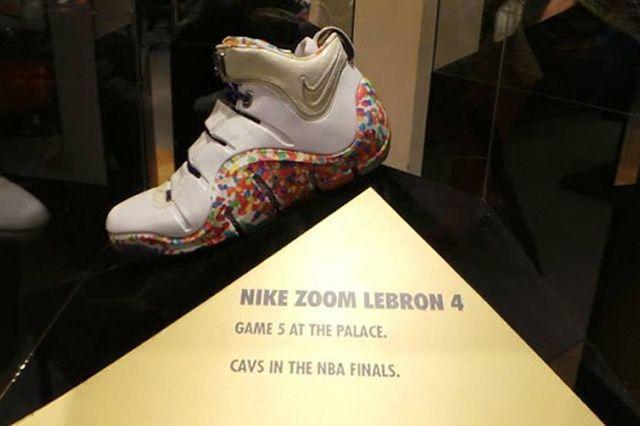 Nike Lbl Wintness History Pe Display Manila 1