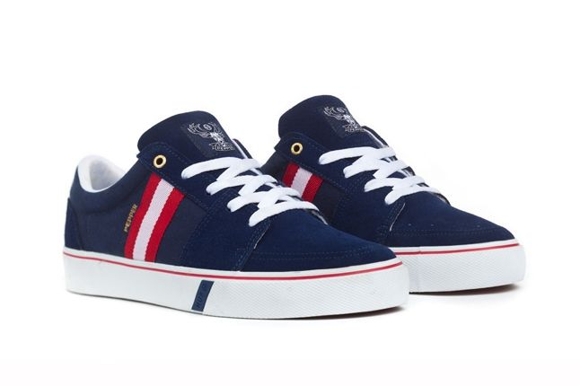 Huf Pepper Pro Navy Hero 1