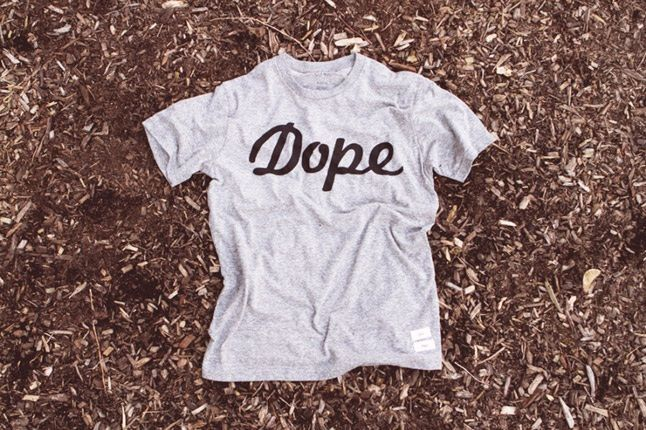 Kith X Stampd Just Dope Capsule Collection Dope Shirtt 1
