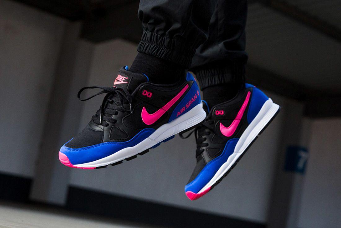 Nike Air Span Ii 2 New Colourways 2018 Sneaker Freaker 4