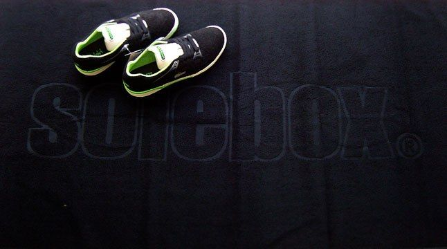 Solebox X Lacoste Towel 2