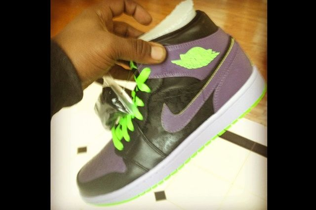 Big Boy Sneaker Style Profile 23