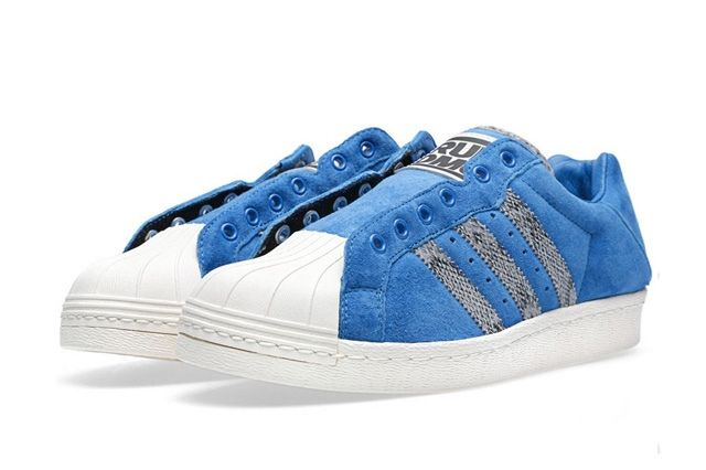 Adidas Ultrastar 80S Run Dmc Bluebird 3