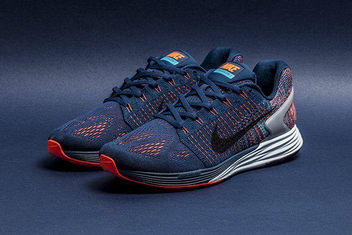 Nike Lunar Glide 7 Brave Blue 1