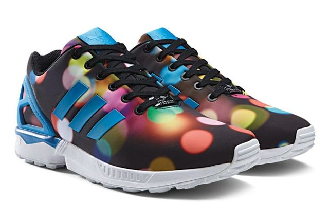 Adidas Zx Flux New Graphicprints March 2