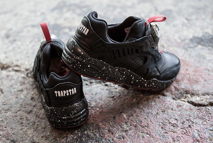 Trapstar X Puma Disc Blaze7