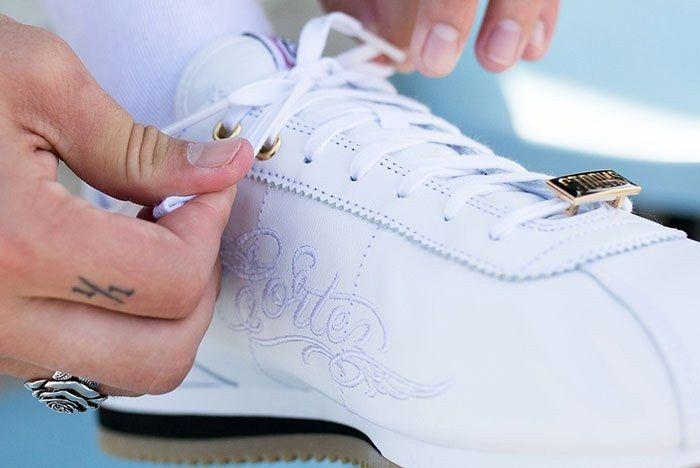 Mr Cartoon Nike Cortez 3