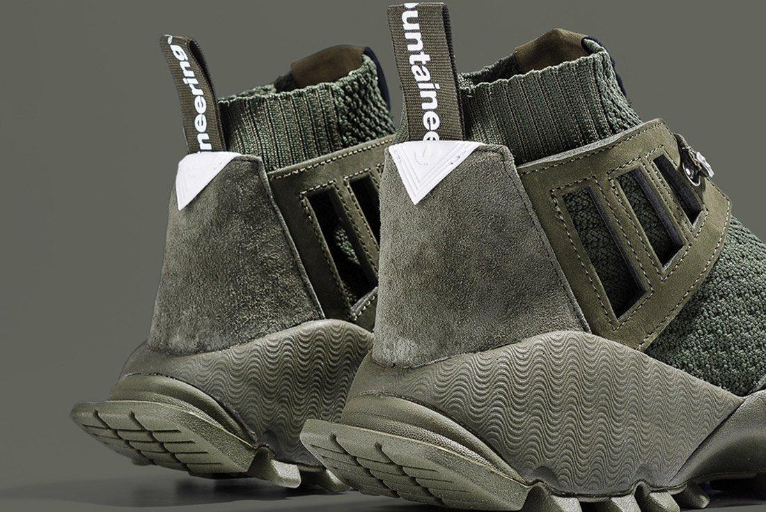 White Mountaineering Adidas Seeulater Alledo Pk 1