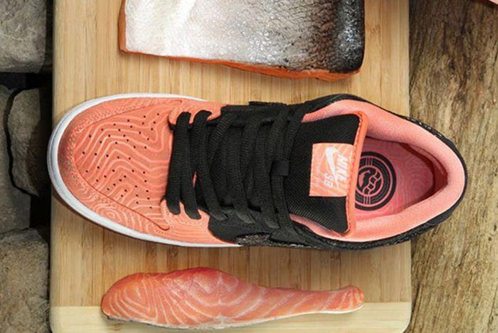 Premier X Nike Sb Dunk Low Salmon Toe