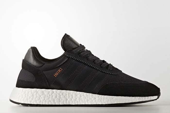 Adidas Iniki Runner Boost Black 1 1